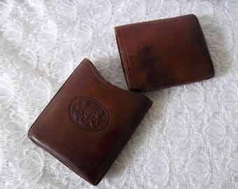 Cigar Case Vintage English Leather