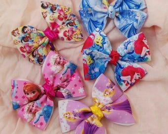 Kit bow enchanted PRINCESSES