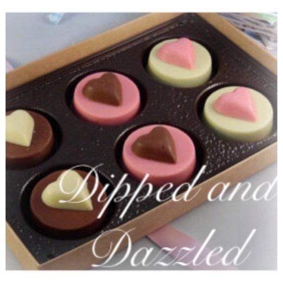 Valentine's Day Chocolate Covered Oreo Gift Box