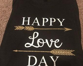 Happy Love Day Tshirt!