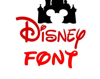 Disney Font Svg,  Cuttable files, Walter, Waltograph letters,Silhouette cutting file,svg file,Cricut cutting files
