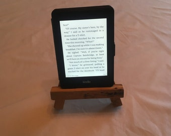 Barn Board iPad, Kindle or Picture Frame Easel