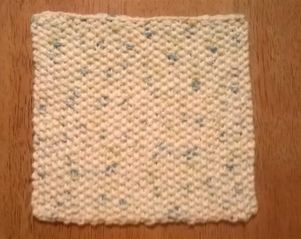 Handmade Dishcloth 3-Pack