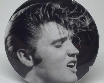 Elvis Presley--2.25'' pinback button