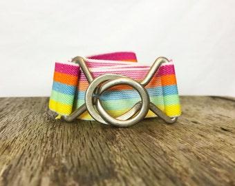 Rainbow Belt //