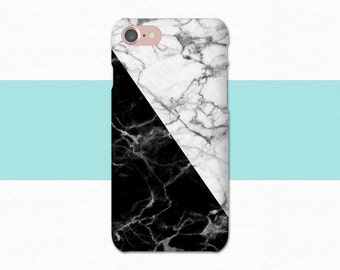 Black and White Marble, Black Marble Phone Case, iPhone 6 Case, Black Marble iPhone 7 Case, iPhone SE Case, iPhone 5 Case Marble, Minimalist