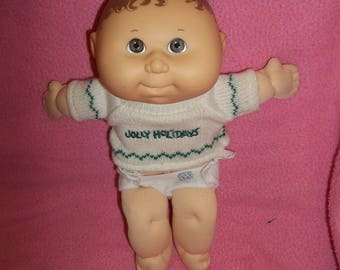 Cabbage Patch Teeny Tiny Preemie, made by Habro in 1992