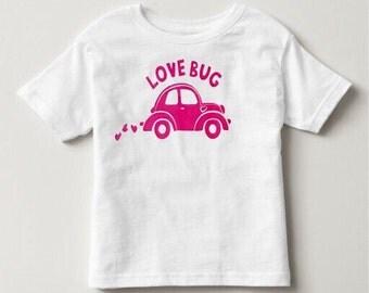 Valentines Day Shirt, vday shirt, kids valetines day shirt, toddler valentines fat shirt, Valentine's Day shirt, love bug, kids vday shirt