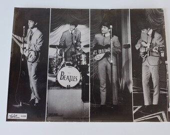 Beatles Original 1960's Large Promo Photo