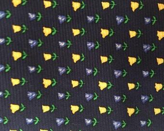 Vintage Tie / Tommy Hilfiger Tulips