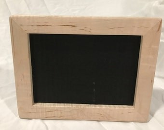 5x7 Maple Frame with unique figuring