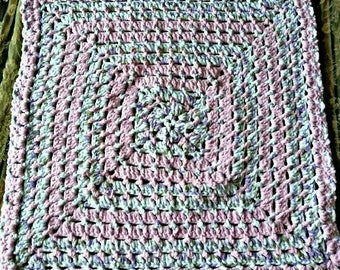 Made to order Chunky Baby Blanket