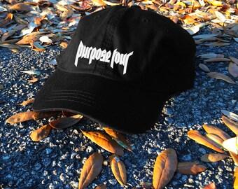 "Justin Bieber ""Purpose Tour"" hat - concert hat - j bieber hat - purpose tour hat"