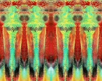Dreamtime - 30x20cm Rectangle Canvas