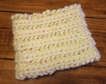 Infinity scarf knitted 6-36 months