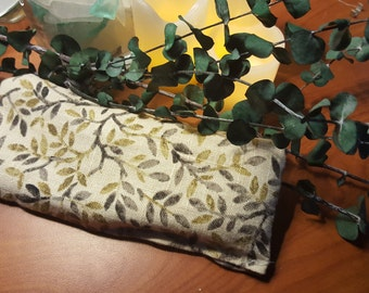 """Aromatherapy eye/head pillow """"WARMELS"""" (Hot OR Cold)"""