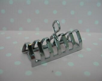 Dolls House Miniature Toast Rack