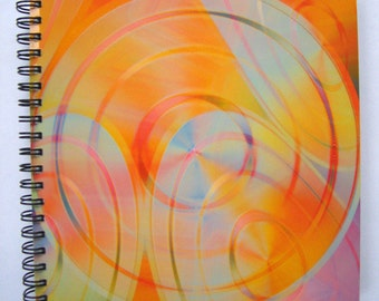 Bright Idea Note/Sketchbook: Wheels within Wheels (Infinities Collection)