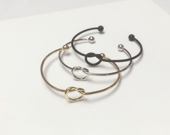 Simple Cute KNOT Bracelets