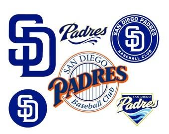 Padres Logo Vector