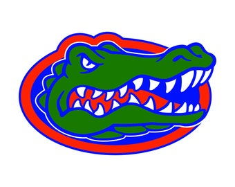 Florida Gators Cut Files, Florida Gators SVG Files, Florida Gators SVG Cutting Files, Florida Gators Cuttable Png SVG File, Instant Download