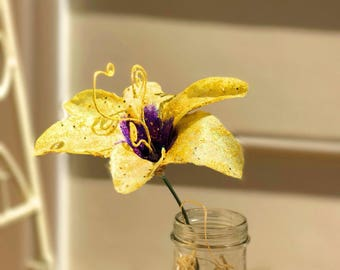 Tangled Flower|Magic Golden Flower|Rapunzel Flower