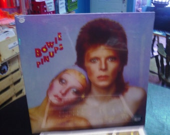 David Bowie - Pin Ups Vinyl record album lp NEW and SEALED