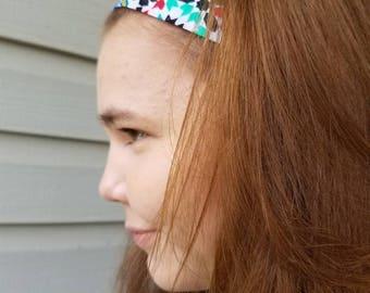 Thin Custom Fit Bandana Headband