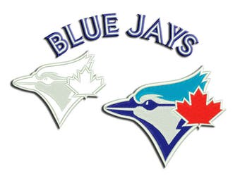 Blue Jays embroidery design - Applique - Machine embroidery design