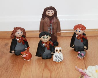 Harry Potter - Fimo
