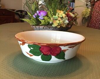 Franciscan Apple large bowl