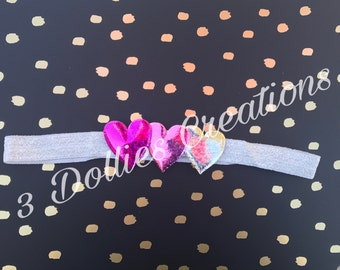 Heart Headband Valentines