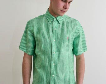 Men's Vintage Ralph Lauren Shirt