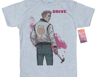 Drive T shirt, #Ryan Gosling