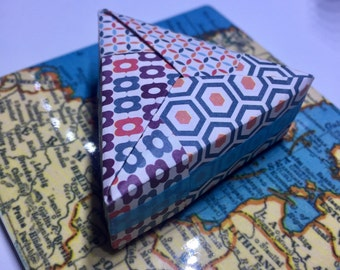 Origami Triangle Gift Boxes - CharigamiShop