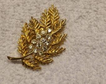 Costume Gold Pin