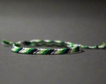 Aro Pride Friendship Bracelet