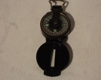Vintage Engineers Compass