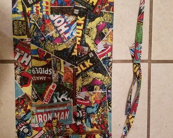 Child Superhero comic apron