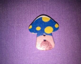 Toad stool needle minder