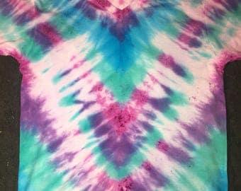 Hand Made Tie Dye T Shirt