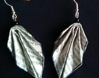 Origami #24 earrings