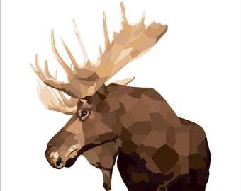 Moose, No.1