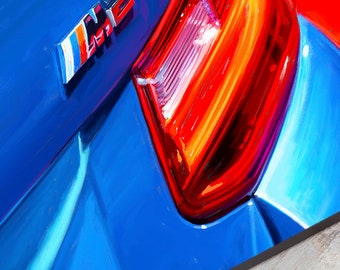 BMW M2 Painting