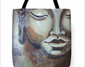 Buddha Nature Tote Bag