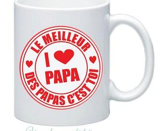 Mug dad father's day anniversary gift #7
