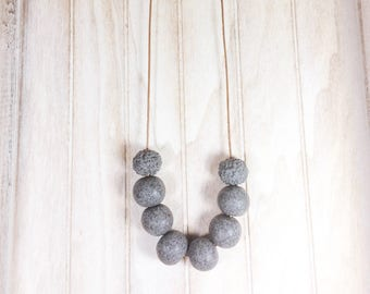 Statement Stonebeads Necklace