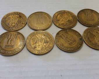 Lehighton Pennsylvania 25th Celebration Coin