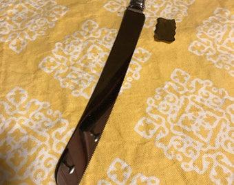 Sterling Handle Carving Knife