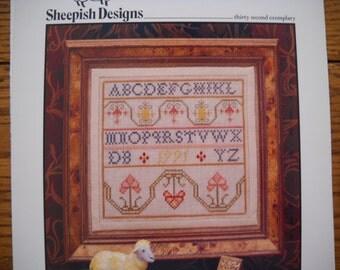 Sheepish Designs - English Band Sampler
